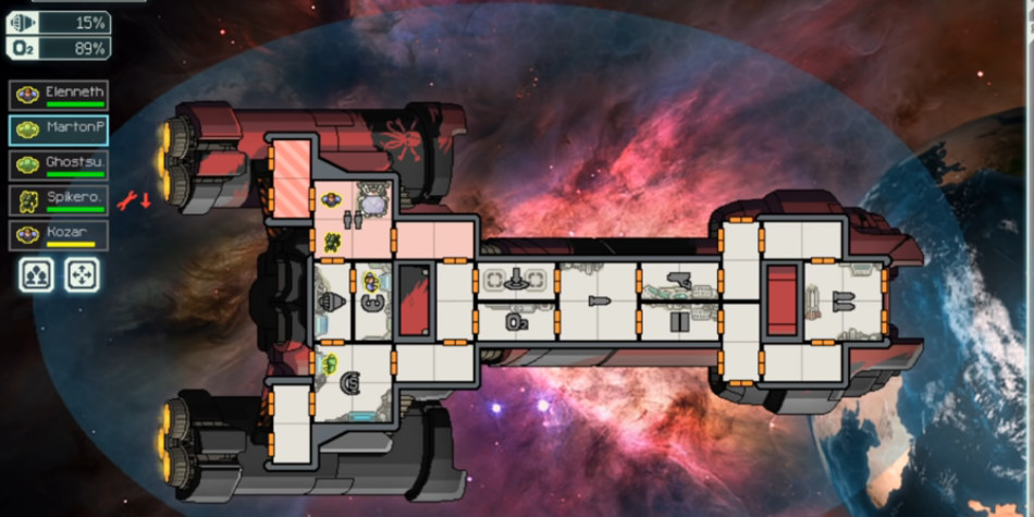 Game Online PC FTL Faster Than Light