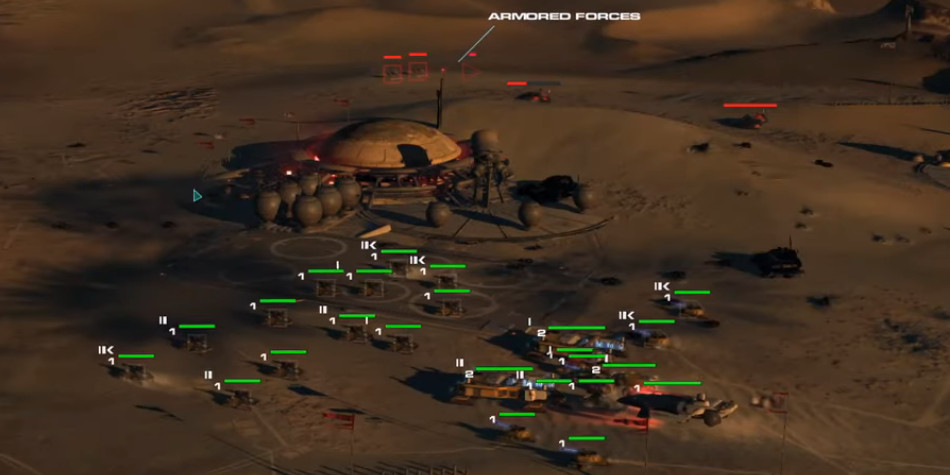 Game Online PC Homeworld Deserts of Kharak