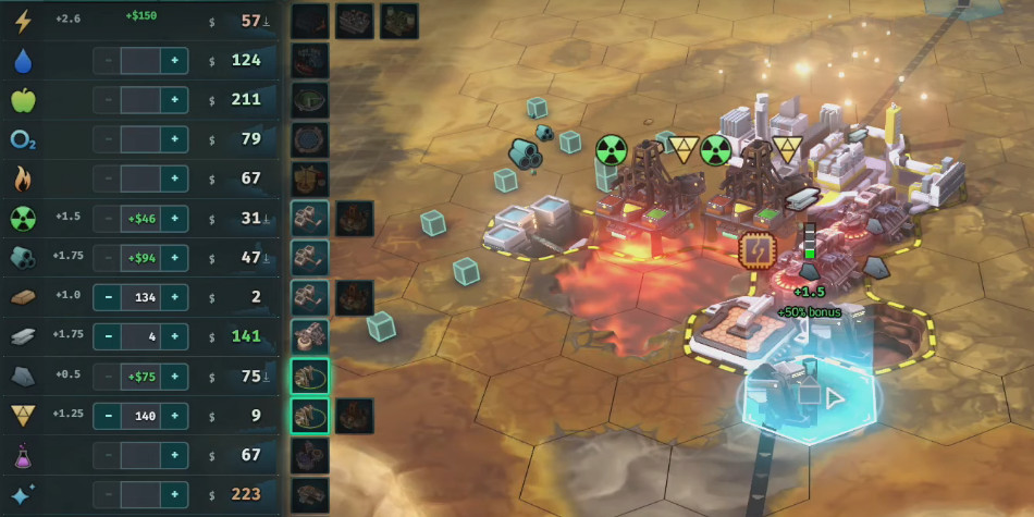 Game Online PC Offworld Trading Company
