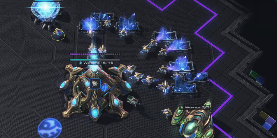 Game Online PC Starcraft II