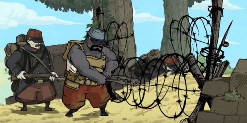 Game PC Valiant Hearts The Great War
