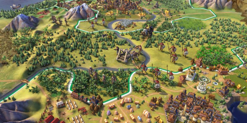 Game Strategi PC Civilization VI