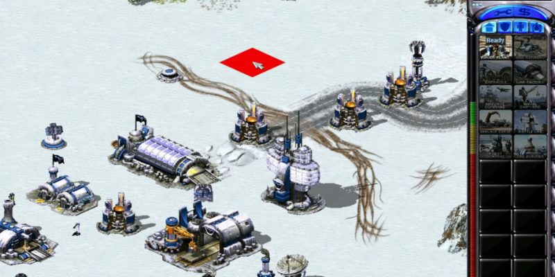 Game Strategi PC Command & Conquer Red Alert 2