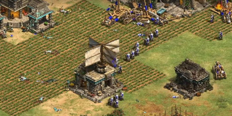 Game perang PC Age of Empires II HD Edition