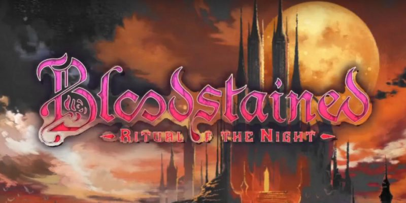 Game Anime PC Bloodstained Ritual of the Night