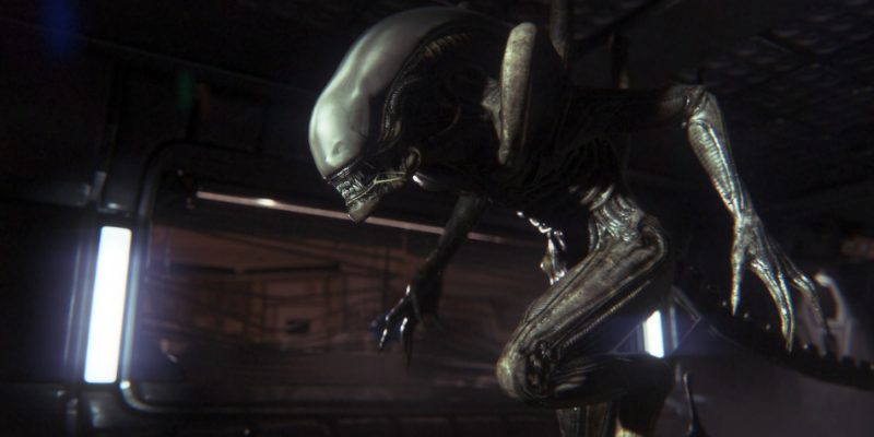Game Horror PC Alien Isolation