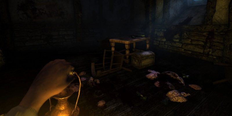 Game Horror PC Amnesia The Dark Descent