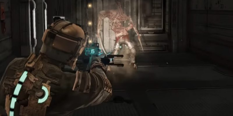 Game Horror PC Dead Space