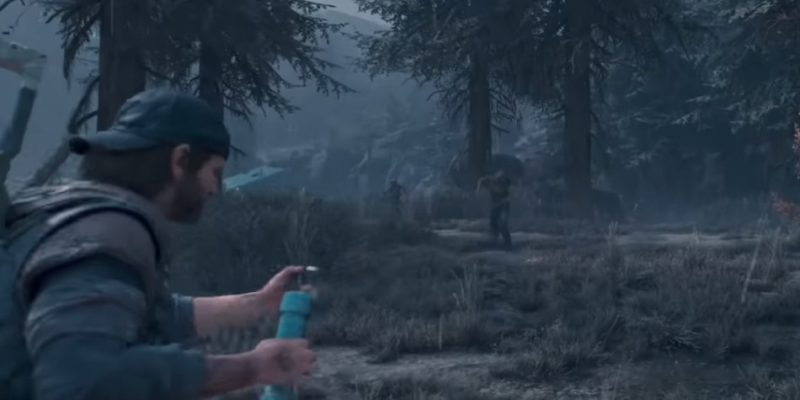 Game Online PC Days Gone