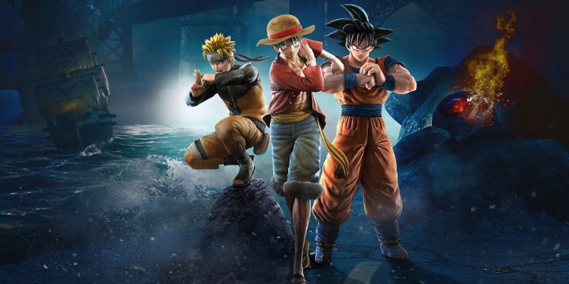 Game Online PC Jump Force