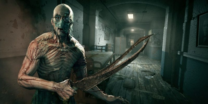 Game Online PC Outlast