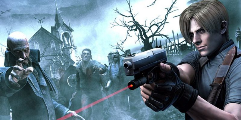 Game Online PC Resident Evil Series