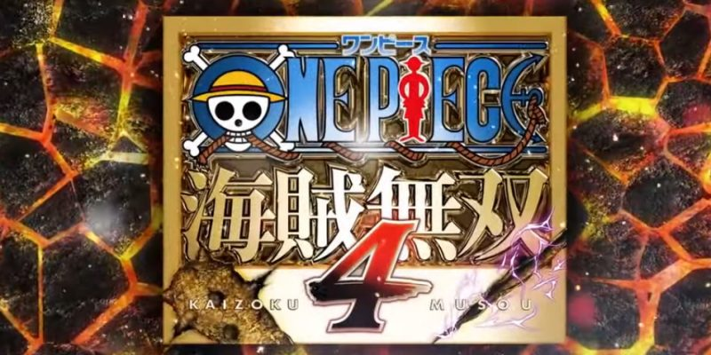 Game PC One Piece Pirate Warriors 4