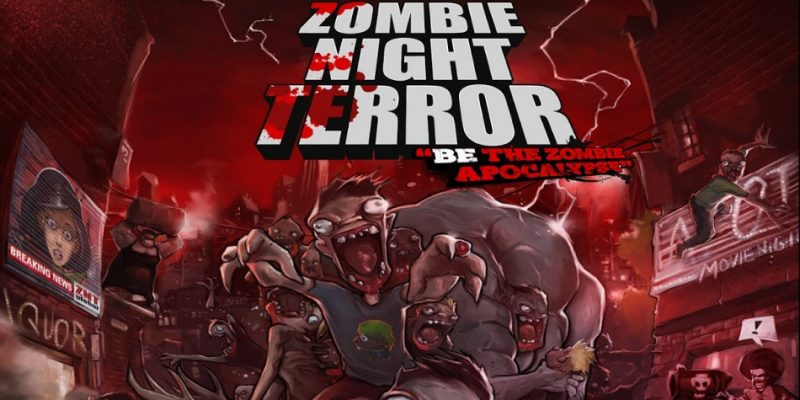 Game PC Zombie Night Terror