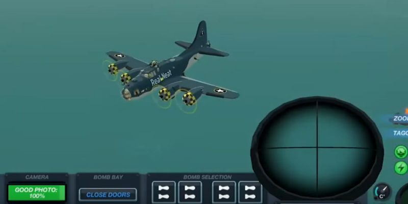 Game Pesawat Simulator PC Bomber Crew
