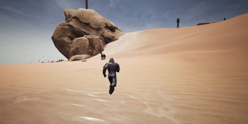 Game Survival PC Conan Exiles