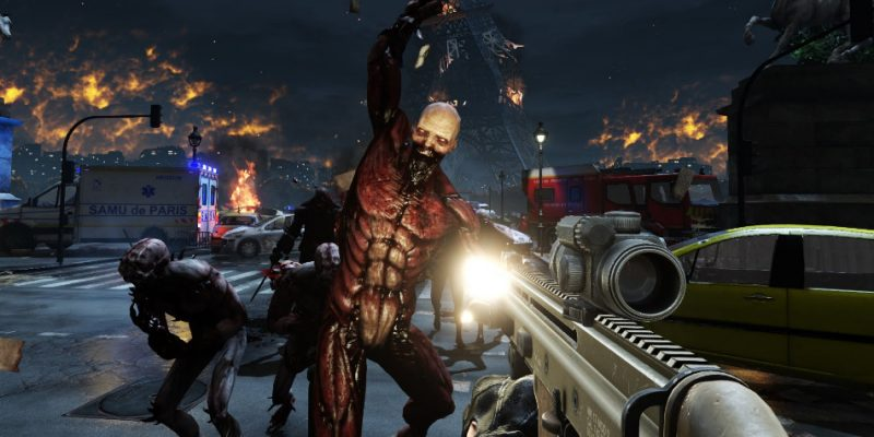 Game Zombie PC Killing Floor 2