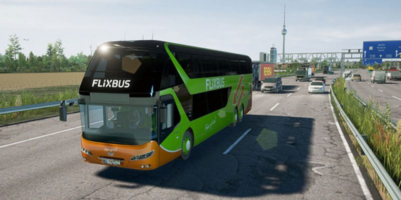 Fernbus Simulator - Scania Touring