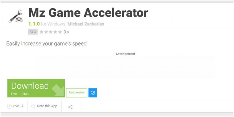 Game Booster Mz Game Accelerator
