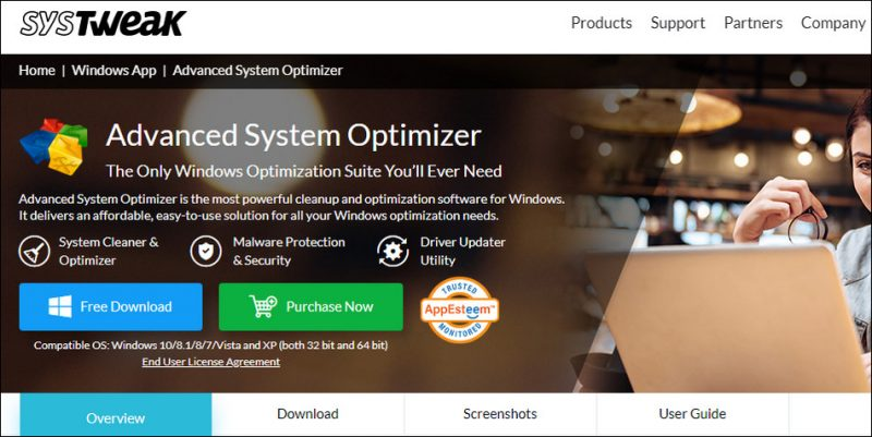 Game Booster PC Advanced System Optimizer