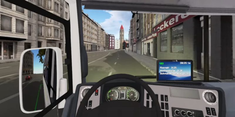 Game Bus Simulator PC Bus Driver Simulator 2019 - Modern City Bus
