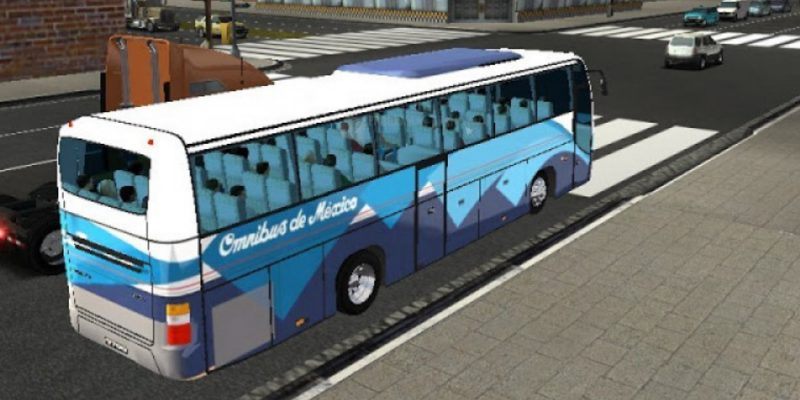 Game Bus Simulator PC LOTUS-Simulator Module Streets of LOTUS