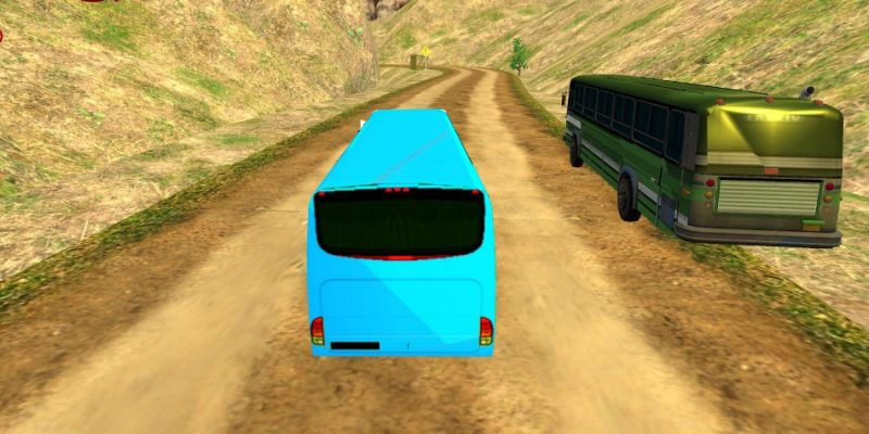 Game Bus Simulator PC Village Bus Driver Simulator