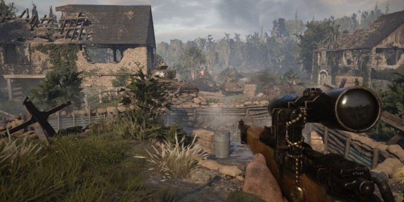 Game FPS PC Call of Duty WWII