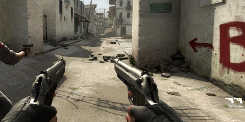 Game FPS PC Counter-Strike Global Offensive