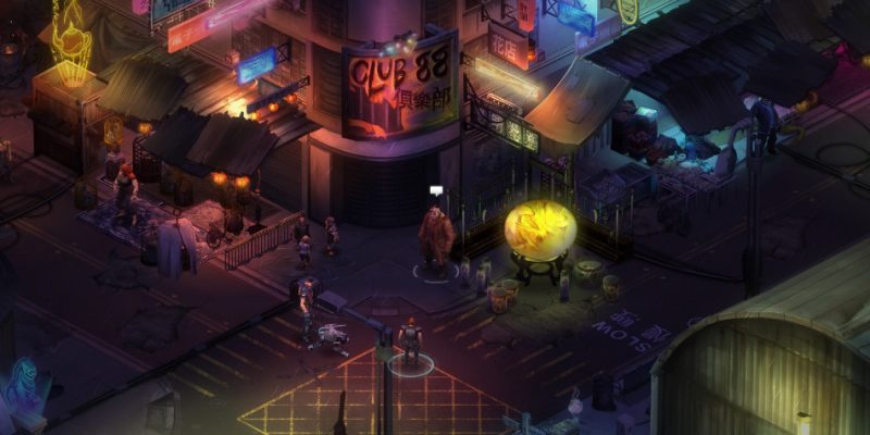 Game Shadowrun Hong Kong