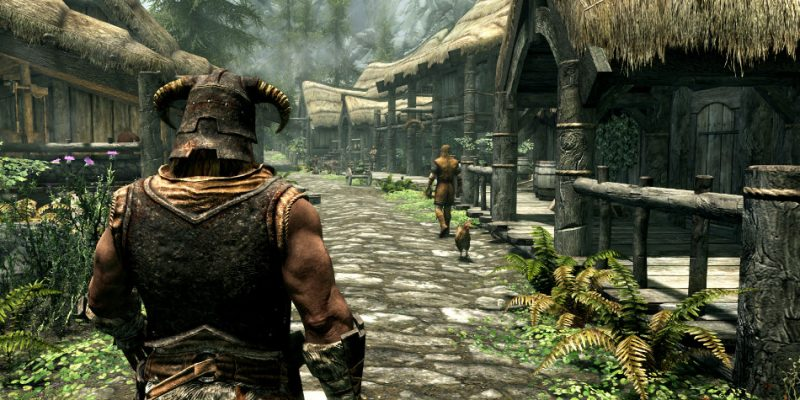 Game The Elder Scrolls V Skyrim