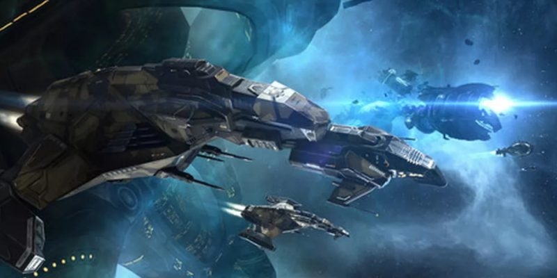 Game MMORPG PC Eve Online