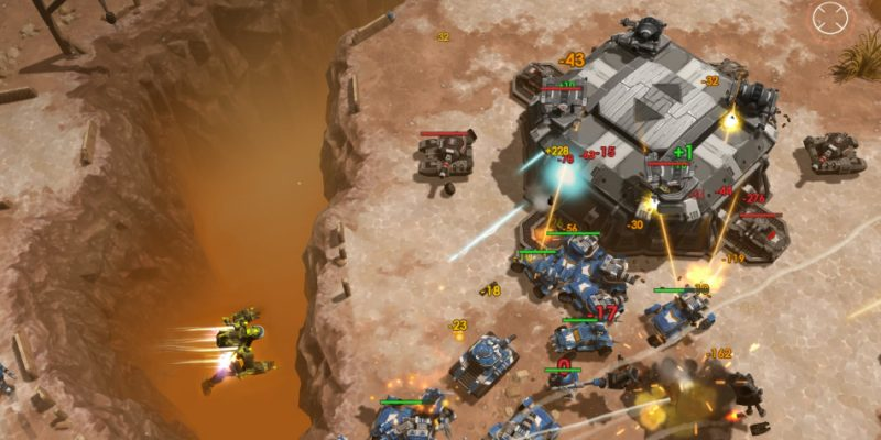 Game Moba PC Airmech Strike
