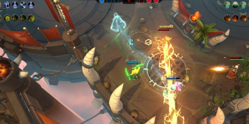 Game Moba PC Battlerite