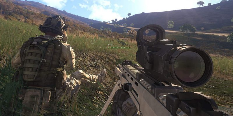 Game Multiplayer PC Arma 3