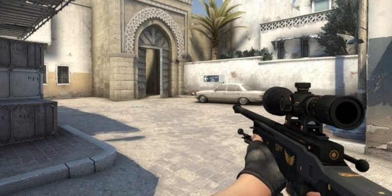 Game Multiplayer PC Counter-Strike Global Offensive