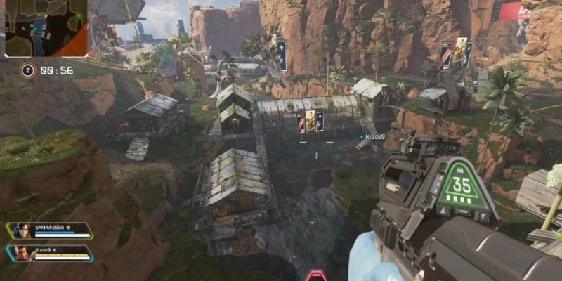 Game Battle Royale PC Apex Legends
