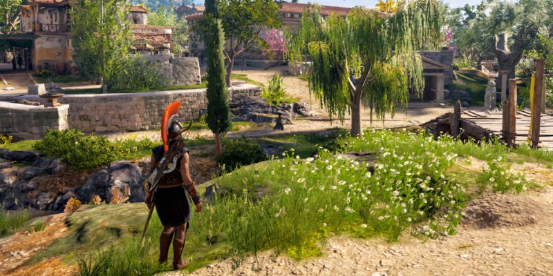 Game Open World PC Assassin's Creed Odyssey