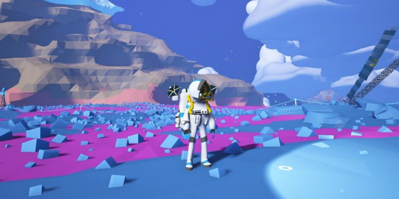 Game Open World PC Astroneer
