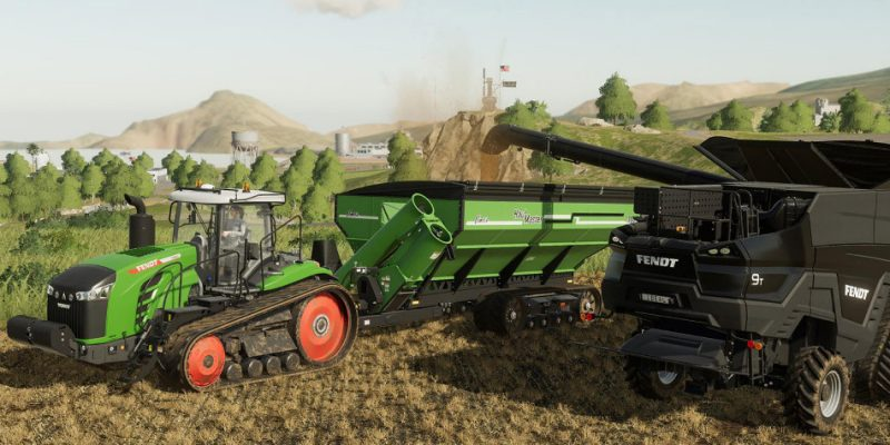 Game PC Farming Simulator 19