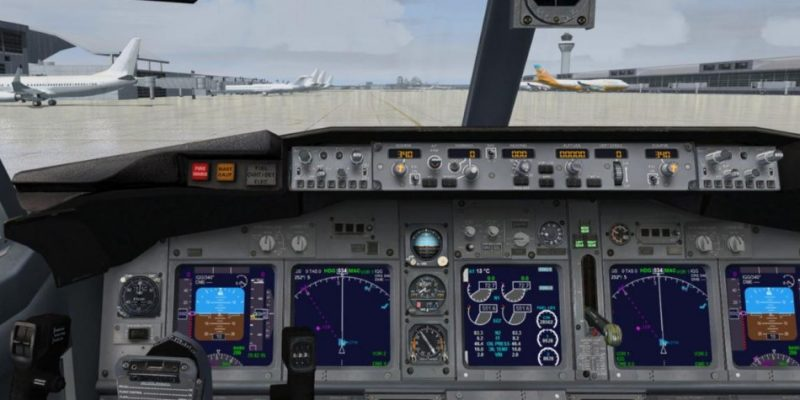 Game PC Flight Simulator X