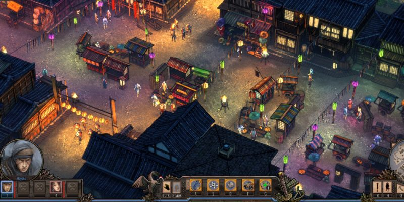 Game PC Shadow Tactics Blade of the Shogun