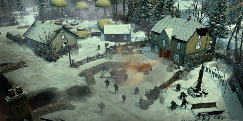 Game RTS PC Company of Heroes 2 Ardennes Assault