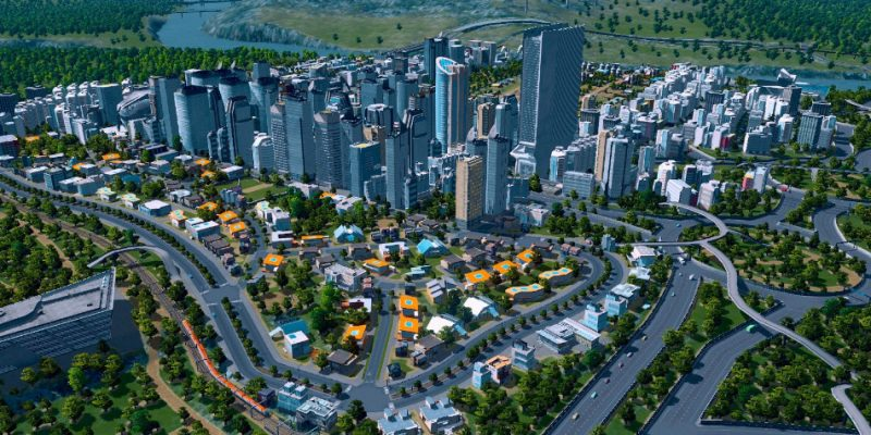 Game Simulator PC Cities Skylines