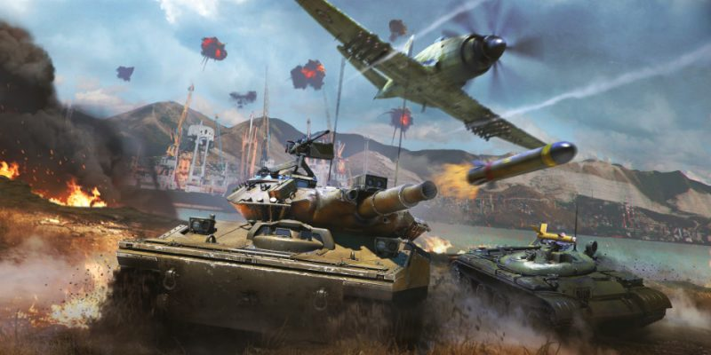 Game War Thunder